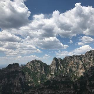 保定易县兴阳山风景区