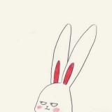 没有牙的傻兔子,