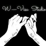 W-visa工作室的电台