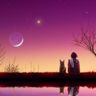 配乐散文《永远有多远》2013年10月 朗读:千纸鹤