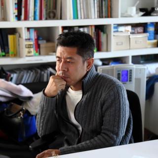 013期 清华课程微访谈丨马岩松:以独立人格面向建筑