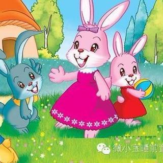 《小兔子乖乖》主播:桔子姐姐