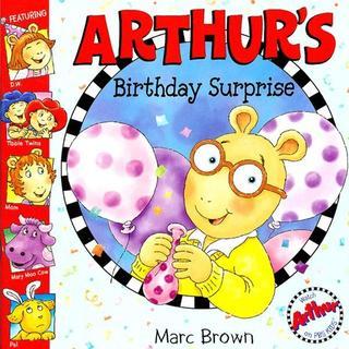 【听故事学英语】《亚瑟的生日惊喜Arthur's Birthday Surprise》