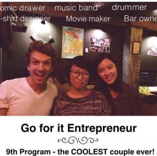 #9.1 【上半期】Eunbin&Douglas&Zach: 异国恋,Live酒吧,活在当下[EN]