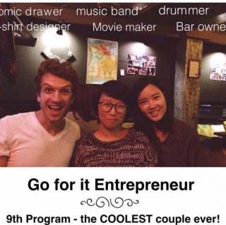 #9.2 【下半期】Eunbin&Douglas&Zach: 异国恋,Live酒吧,活在当下[EN]