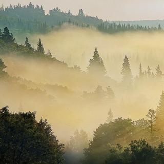 摄影如何呈现梦幻的云雾