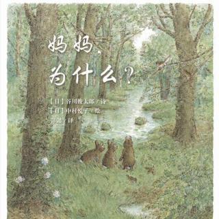 【蒲蒲兰睡前故事】第7期《妈妈,为什么?》