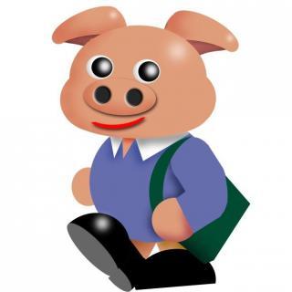 善良的小猪