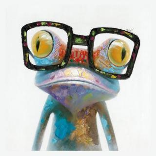 青蛙为什么嘴巴大