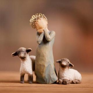 牧羊女和竖琴(上)
