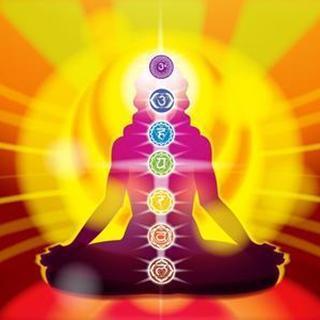 中脉七轮冥想放松法
