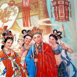 西游记21-女儿国唐三藏奇遇
