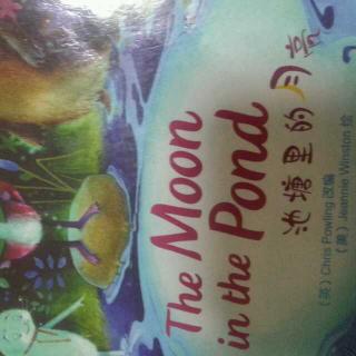 丽声经典故事屋第五级The moon in the pond