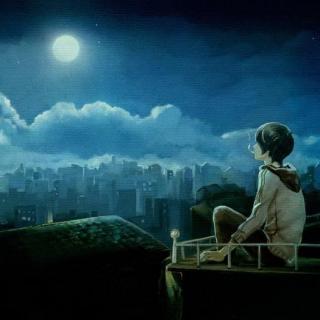 《我说今晚月光那么美,你说是的》