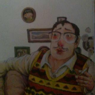 爸爸和香烟