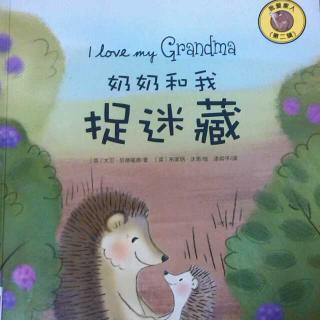 奶奶和我捉迷藏