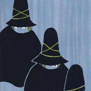 绘本故事|三个强盗