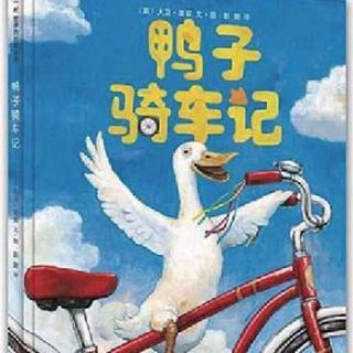 《鸭子骑车记》-酸石榴叔叔