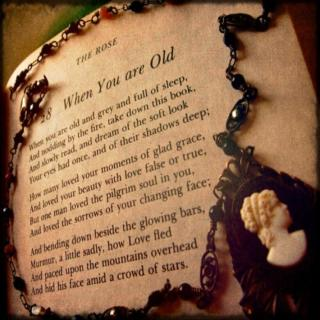 When You Are Old/当你老了 by W.B.Yeats