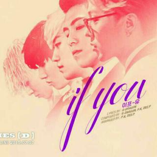 一起学唱BIGBANG的If You~ Part 1