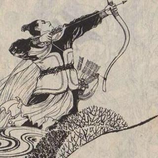中国神话故事|后羿取神药