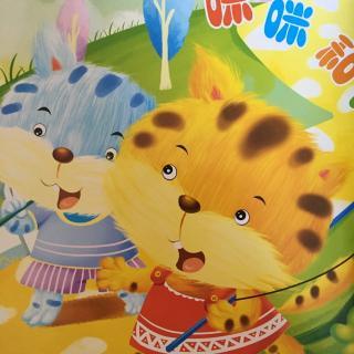 【宝宝睡前小故事】咪咪和喵喵