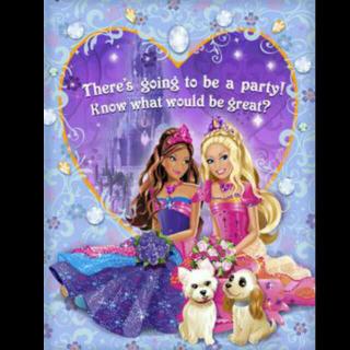 芭比公主系列故事之钻石城堡