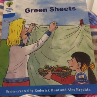 ORT3-Green Sheets