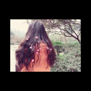 我藏不住秘密,也藏不住忧伤