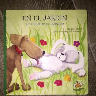 20151202西班牙语故事《En el Jardin》