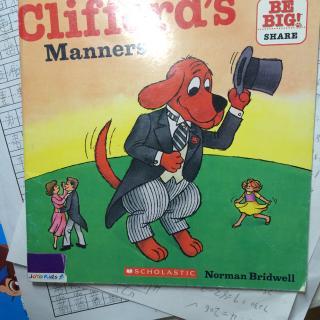 Clifford's manner
