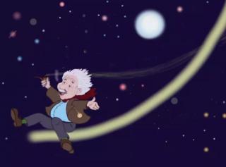 晚安 宇宙间的光子