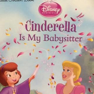 【英文故事】Cinderella is my babysitter