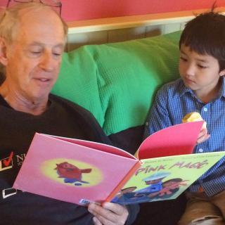 大名鼎鼎的语言学家Stephen Krashen的老师如何教中文?系列2