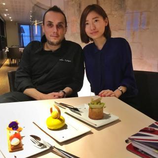 寻甜之旅| 巴黎甜点名厨专访