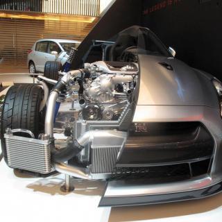 速度与激情 vs 尼桑GTR
