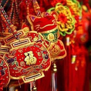 北京的春节 - 《跑步随身听》新年号外,祝各位万事如意!