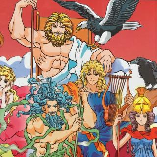 古希腊罗马神话2