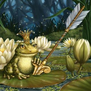 青蛙公主(上)