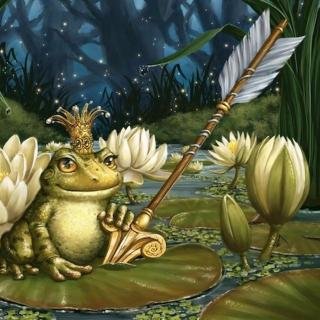 青蛙公主(中)