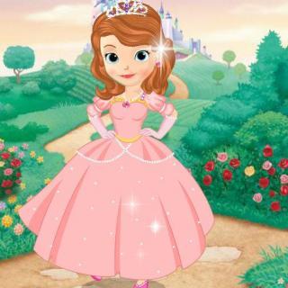 453. 小公主苏菲亚-会魔法的新朋友
