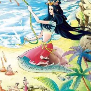 中国历史故事下载_【神话故事·女娲造人】在线收听_晨曦雾语_荔枝