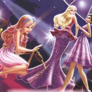 芭比之仙子的秘密 芭比公主故事●魔法公主
