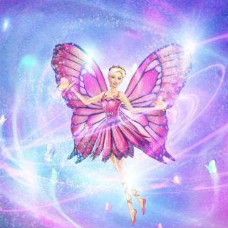 蝴蝶仙子芭比 芭比公主故事●魔法公主