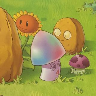 植物大战僵尸 迷糊菇长了记性