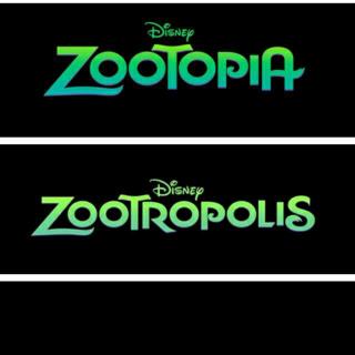 为什么《疯狂动物城》会有两个英文名字?