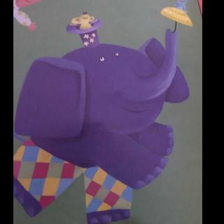 亿童幼儿读本《给大象穿裤子》