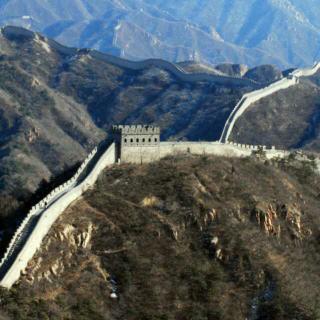 《鸟瞰中国》英文版上集    源远流长FM1396230