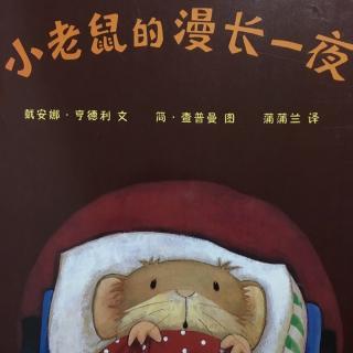 【故事56】《小老鼠的漫长一夜》