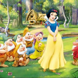 《白雪公主》-影响孩子成长的一百个故事